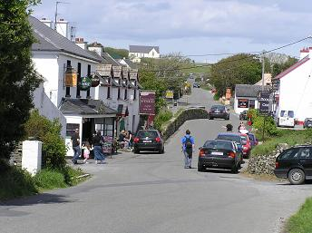 Doolin main Street