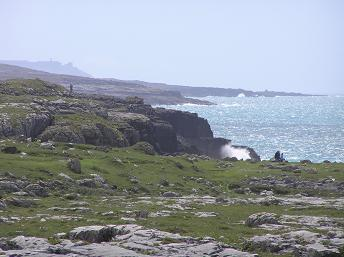 Clare Coastline near Doolin
