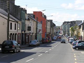 Ennistymon main Street