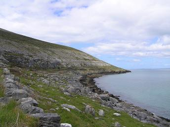 Fanore Coastline