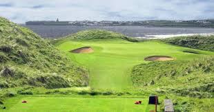 Clare links golf
