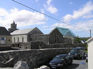 Kilfenora's ancient Cathedral home of the high crosses