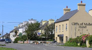 Liscannor Village