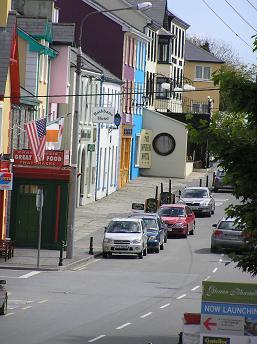 Lisdoonvarna village