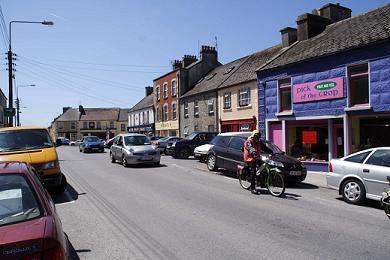 Main Street Miltown Malbay